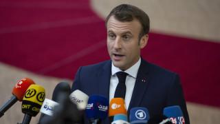 Σύνοδος Κορυφής: Βέτο Μακρόν για την ένταξη Αλβανίας και Βόρειας Μακεδονίας στην ΕΕ