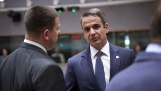 Μητσοτάκης: Η Ε.Ε. να επιβάλει κυρώσεις στην Τουρκία