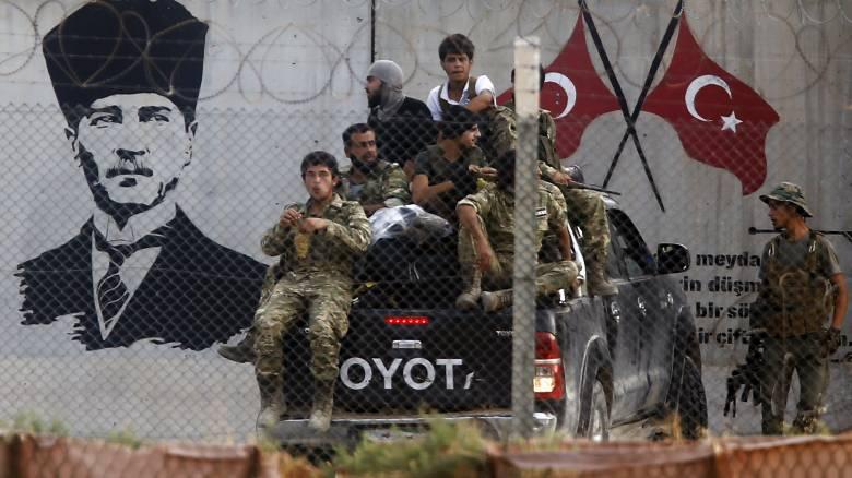 «Ο βασιλιάς είναι γυμνός» στη Συρία