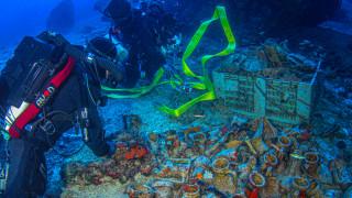 Ναυάγιο των Αντικυθήρων: Νέα σπουδαία ευρήματα της υποβρύχιας αρχαιολογικής έρευνας