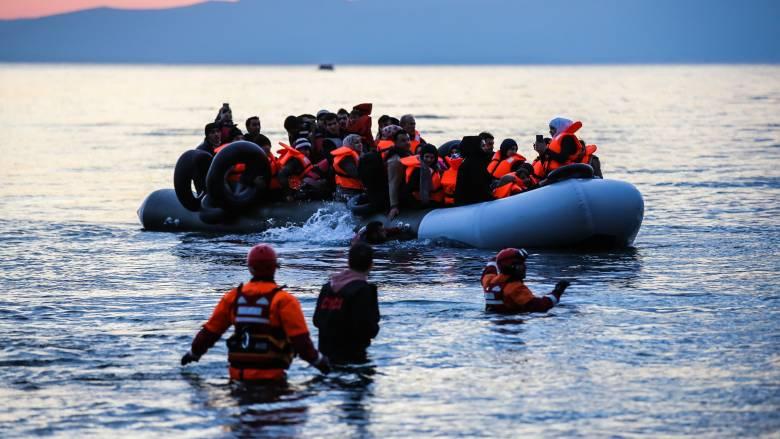 Κέρκυρα: Εντοπίστηκε η λέμβος με τους μετανάστες νότια του Οτράντο στην Ιταλία