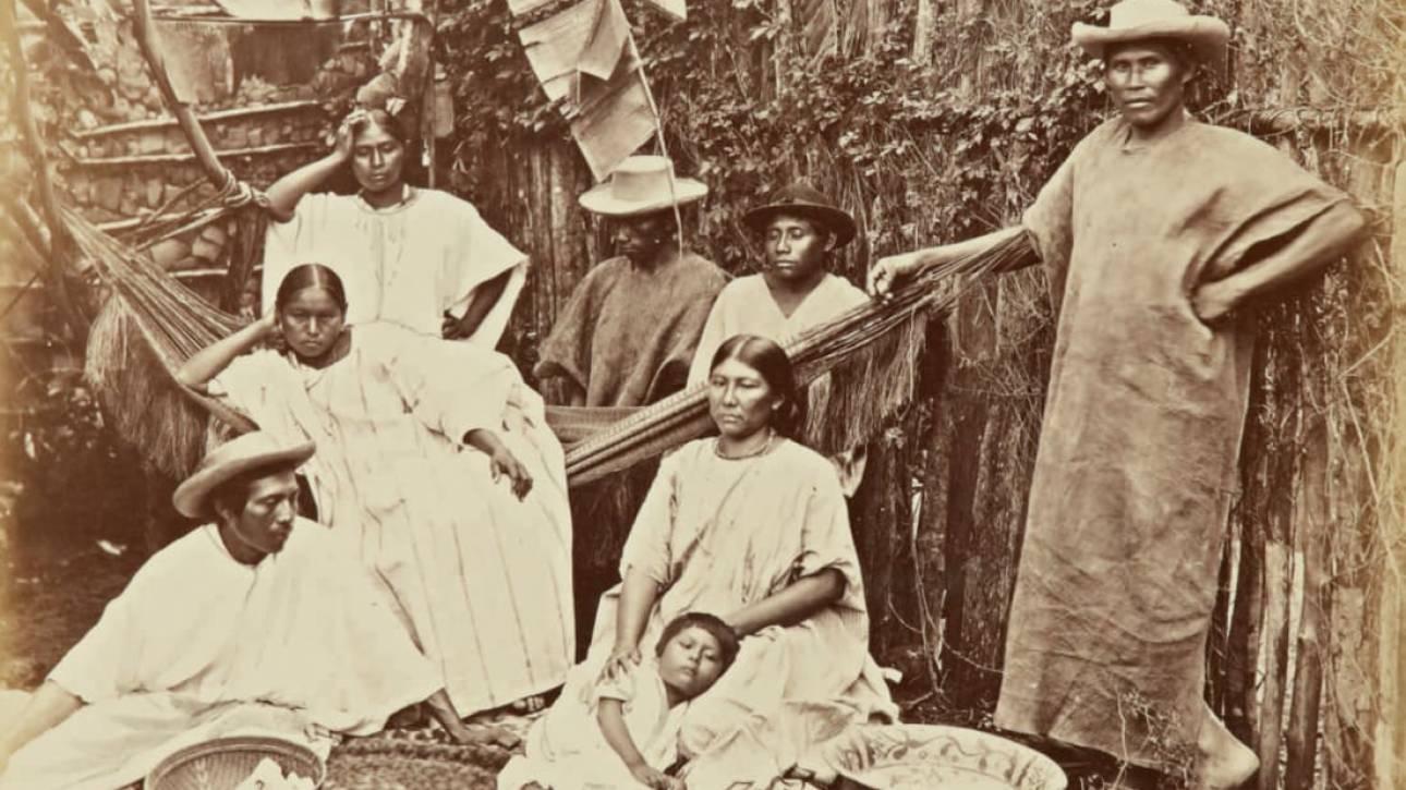 Σπάνιες φωτογραφίες του Αμαζονίου - Η αμόλυντη ομορφιά του, τον 19ο αιώνα