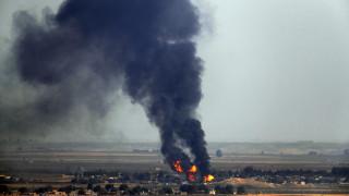 Σε κίνδυνο η κατάπαυση πυρός στη Συρία: Πληροφορίες για νεκρούς από τουρκικούς βομβαρδισμούς