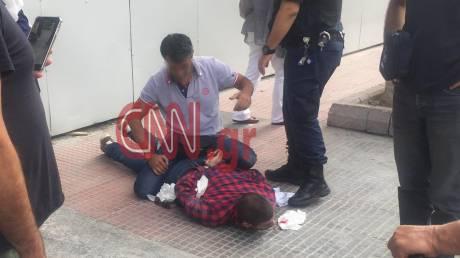 Μία σύλληψη για την παρέμβαση Ρουβίκωνα στο γραφείο του Βασίλη Κικίλια