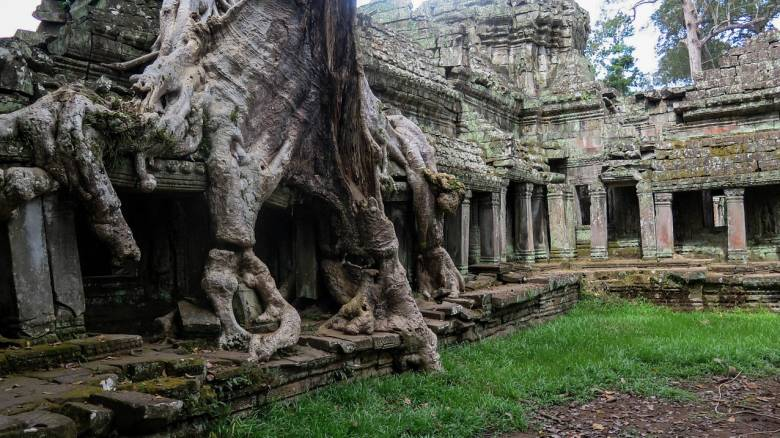 Η αρχαία «χαμένη πόλη» των Χμερ στην Καμπότζη αποκαλύπτει τα μυστικά της