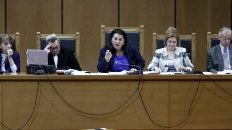 Δίκη Χρυσής Αυγής: Έντονο φραστικό επεισόδιο κατά την απολογία του Νίκου Μίχου