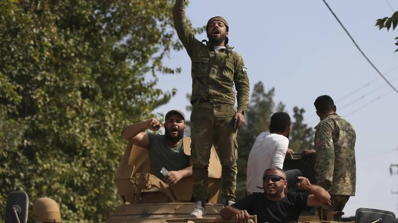 Διεθνής Αμνηστία: Εγκλήματα πολέμου της Τουρκίας στη Συρία