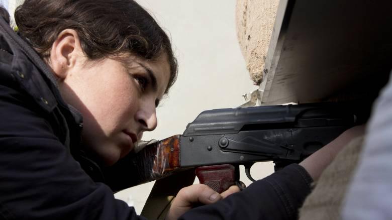 Για τη ζωή και την ελευθερία: Γιατί πολεμούν οι γυναίκες στο Κουρδιστάν