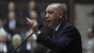 Ερντογάν: Οι Κούρδοι αποσύρονται από ορισμένες περιοχές