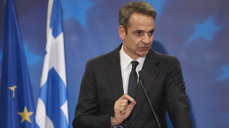 Μητσοτάκης: Το plan B θα ήταν ένα τολμηρό σχέδιο για μετακίνηση των προσφύγων στην Ε.Ε.