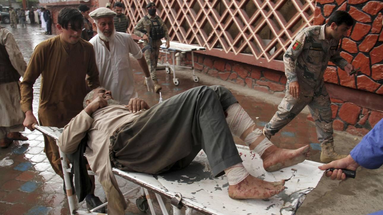 Αφγανιστάν: Δεκάδες νεκροί και τραυματίες μετά από έκρηξη σε τζαμί