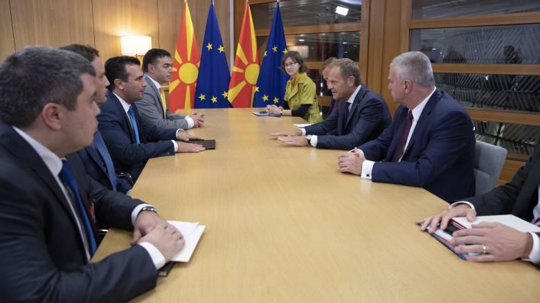 Οργή & σενάρια παραίτησης Ζάεφ: Το ευρωπαϊκό «όχι» έφερε πολιτικό χάος στη Βόρεια Μακεδονία