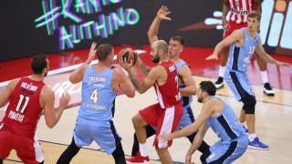 Ολυμπιακός - Ζενίτ 68-77: Δεν άντεξε στην παράταση