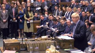 Σε εξέλιξη η έκτακτη συνεδρίαση του βρετανικού κοινοβουλίου για το μέλλον του Brexit