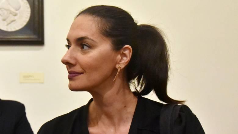Επέστρεψε στα καθήκοντά της η Νόνη Δούνια μετά την περιπέτεια υγείας της
