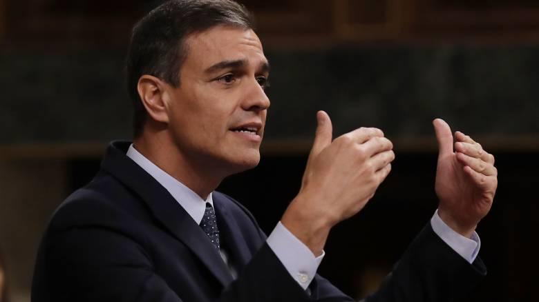 Σάντσεθ: Δεν θα κάνω διάλογο με τον Καταλανό ηγέτη αν δεν καταδικάσει πρώτα τη βία