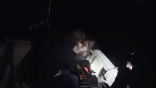 Συγκλονιστικό βίντεο: Η διάσωση της 18χρονης που πάλευε για 12 ώρες με τα κύματα