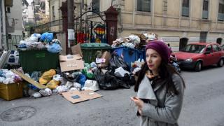 Έκκληση δήμου Αθηναίων: Μην κατεβάζετε σκουπίδια στους δρόμους το Σαββατοκύριακο