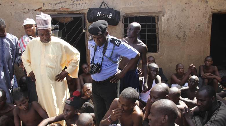 Εντοπίστηκε νέο «σχολείο-κολαστήριο» στη Νιγηρία - Διασώθηκαν περισσότερα από 100 άτομα