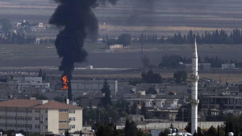Ένας Τούρκος στρατιώτης νεκρός σε επίθεση των κουρδικών δυνάμεων στο Τελ Αμπιάντ της Συρίας
