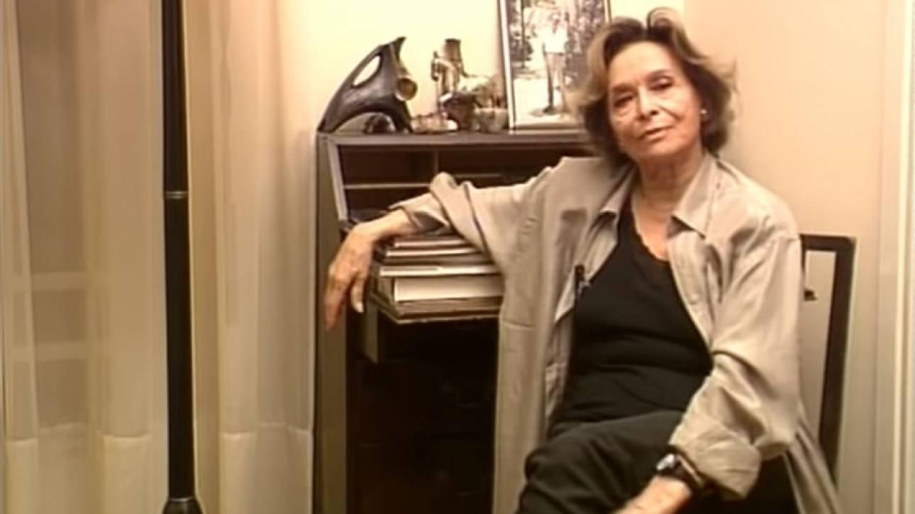 Πέθανε η ηθοποιός Τιτίκα Νικηφοράκη