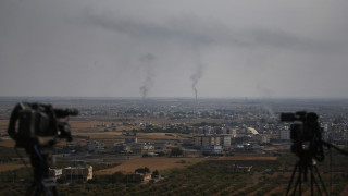 Απόσυρση αμερικανικών στρατευμάτων από τη βορειοανατολική Συρία (pics)