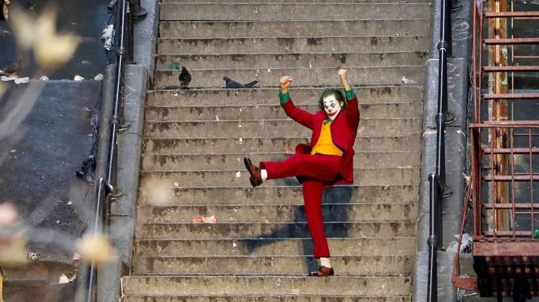 Τα πιο διάσημα σκαλοπάτια: Πώς η ταινία Joker ανέδειξε μία ολόκληρη περιοχή