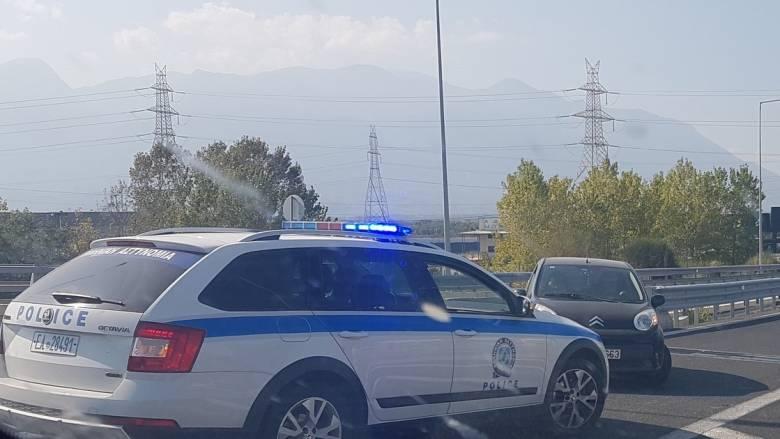 Πανικός στην Εθνική Οδό Αθηνών - Λαμίας λόγω ηλικιωμένου οδηγού