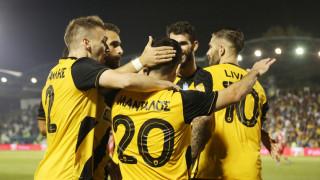 ΑΕΚ-Βόλος 3-2: «Ζορίστηκε» αλλά νίκησε πριν το ντέρμπι