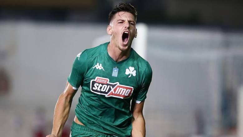 Ατρόμητος-Παναθηναϊκός 0-1: Ανανέωσε και έδωσε τη νίκη στους «πράσινους» ο Χατζηγιοβάνης