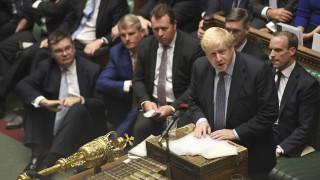 Brexit: Νέα προσπάθεια Τζόνσον να πάρει το κοινοβουλευτικό «ναι» για τη συμφωνία με την Ε.Ε.