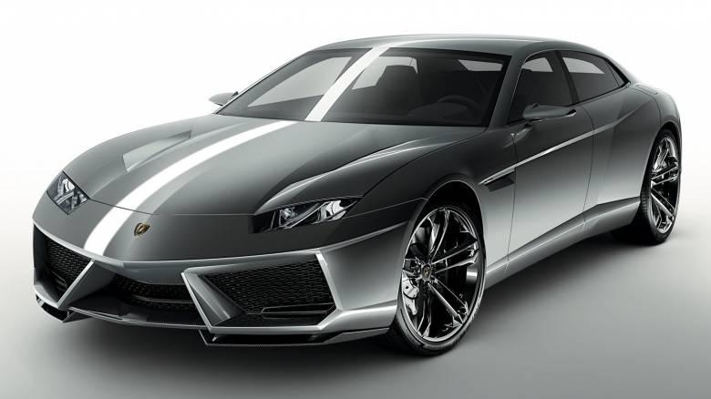 Αυτοκίνητο: Η Lamborghini θα παρουσιάσει ένα πιο οικογενειακό μοντέλο που θα είναι και ηλεκτρικό