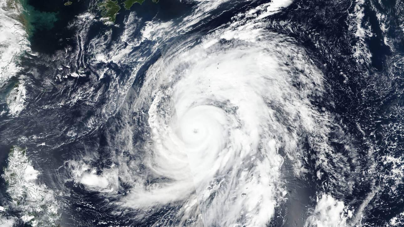 «Stormquake»: Αυτό είναι το φαινόμενο που συνδυάζει τυφώνες και σεισμούς