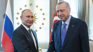 Πούτιν και Ερντογάν θα συζητήσουν την στρατιωτική επιχείρηση της Άγκυρας στη Συρία