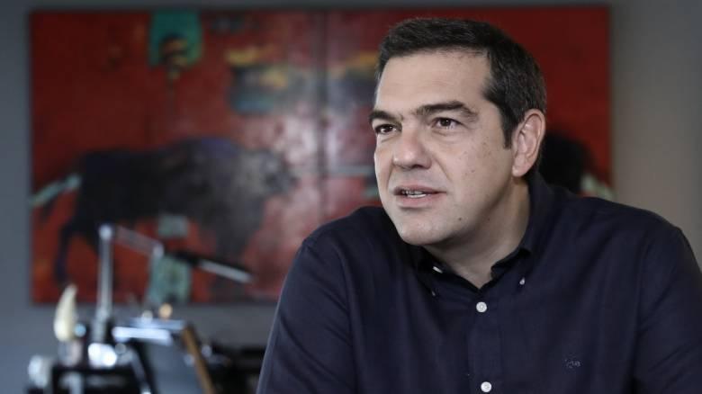Τσίπρας: Θα παρακαλάει ο Μητσοτάκης να μην χάσει ο Ζάεφ τις εκλογές