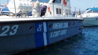 Εισροή υδάτων σε σκάφος στον Αργολικό Κόλπο