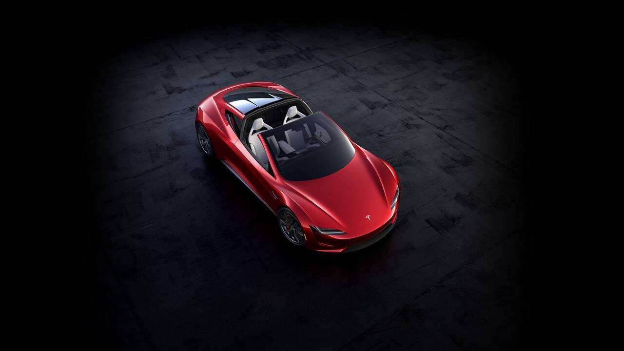 Το καινούργιο, άκρως εντυπωσιακό Tesla Roadster θα μπορεί ...