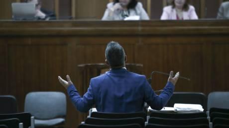 Δίκη Χρυσής Αυγής: Για πολιτική δίωξη με εντολή Σαμαρά, έκανε λόγο ο Μπούκουρας