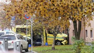 Κλεμμένο ασθενοφόρο έπεσε πάνω σε πλήθος στο Όσλο