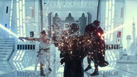 To τελικό trailer για το Star Wars: Episode IX - The Rise of Skywalker