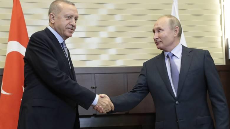 Συρία: Το μεγάλο παζάρι Πούτιν και Ερντογάν – Το Ιντλίμπ «κλειδί» για το deal;