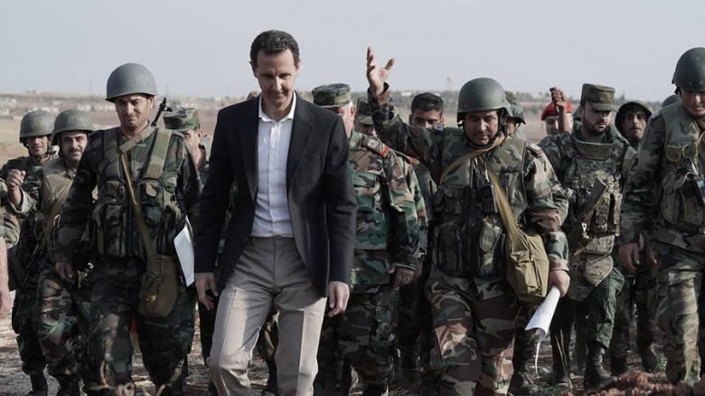 Άσαντ: Είμαστε έτοιμοι να στηρίξουμε τους Κούρδους απέναντι στην τουρκική επιθετικότητα
