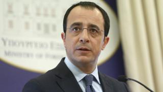 Χριστοδουλίδης: Η Τουρκία πραγματοποιεί παράνομες ανασκαφές στα κατεχόμενα