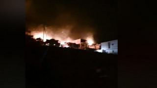 Μεγάλη φωτιά στο Πόρτο Ράφτη: Οι πρώτες εικόνες