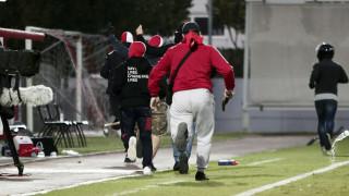 Έρευνες για ταυτοποίηση των δραστών των επεισοδίων στο Ολυμπιακός-Μπάγερν για το Youth League