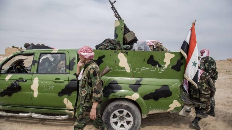 Συρία: «Η αποχώρηση των κούρδων μαχητών ολοκληρώθηκε» υποστηρίζουν οι ΗΠΑ