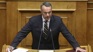 Σταϊκούρας: Ο απολογισμός 100 ημερών στην οικονομία – Οι στόχοι του Προϋπολογισμού