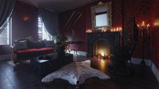Σας ευχόμαστε μία... τρομακτική διαμονή: Ξενοδοχείο «μεταμφιέστηκε» σε σπίτι της οικογένειας Άνταμς