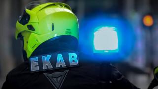 Τροχαίο δυστύχημα στα Χανιά: Μηχανάκι έπεσε στα κιγκλιδώματα - Νεκρός ο οδηγός