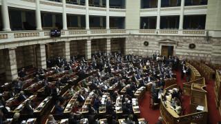 Αναπτυξιακός νόμος: Απορρίφθηκε η ένσταση αντισυνταγματικότητας ΣΥΡΙΖΑ και ΚΙΝΑΛ